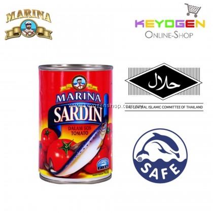 (READY STOCK) Marina Sardines In Tomato Sauce Tall 425g EXP OCT 2022