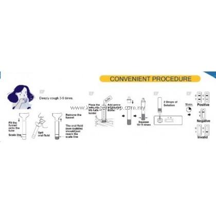 (MDA  approved) ALLTEST COVID19 Antigen Rapid Test home test kit