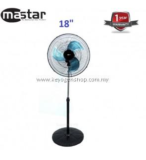 Mastar MAS-550SF(A) Industrial Stand Fan - 1 Year Warranty