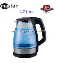 Mastar MAS-988GKJ -1.7L Glass Jug Kettle-1 Year WRTY