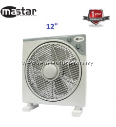 Mastar MAS-712BFT (C) 12' Box Fan-1 Year WRTY