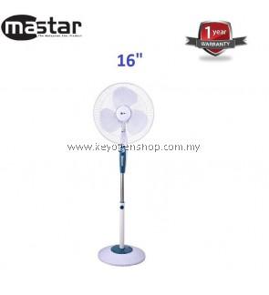 Mastar MAS-542SF (B) 16'' Stand Fan -1 Year WRTY