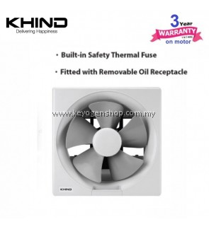 Khind 10 inches Exhaust Fan EF1001 ( 3 Years Warranty )