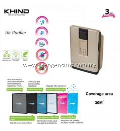Khind Air Purifier HAP30 (3 Years Warranty Excludes Filter)