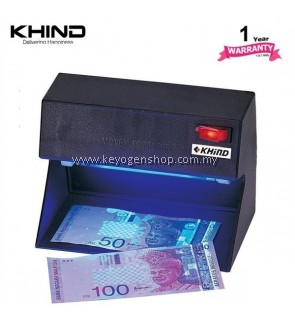 KHIND Money Detector MD401- check fake Counterfeit Currency Detector
