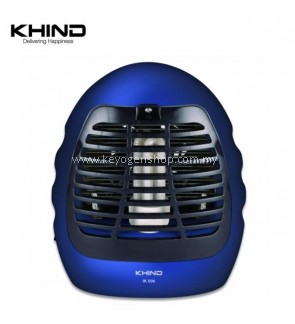 ( Flash Sale ) KHIND INSECT KILLER IK506 (BLUE) with suction fan