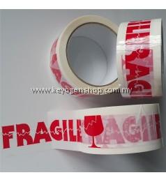 Fragile tape 6 rolls -- Promosi
