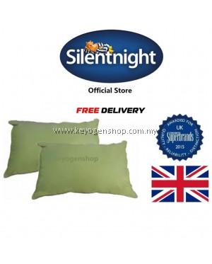 Free Shipping Genuine Silentnight (UK brand) Pillow buy 1 free 1 #MYCYBERSALE