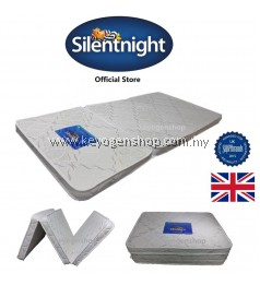 Free Shipping Genuine Silentnight (UK brand) foldable mattress tilam #MYCYBERSALE