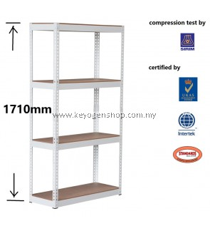 Free Delivery Sirim Certified 300x900x1710mm office Arch file Storage Boltless Rack