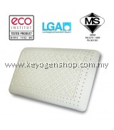 Free Delivery Profile Design - sirim certified 100% Natural premium Latex Pillow #MYCYBERSALE