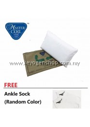 Free delivery Mastercoil Synthetic Latex Pillow with protector FREE Ankle Sock #MYCYBERSALE
