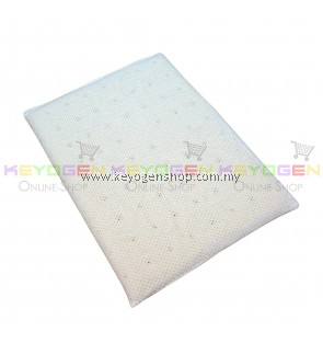 Free shipping keyogen Sirim Certify 100% NATURAL Latex Baby pillow - BEST VENTILATION DESIGN #MYCYBERSALE