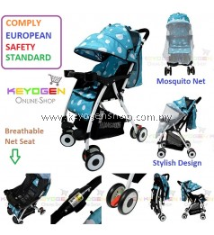 Free Shipping Keyogen Baby stroller 0 - 4 year - export european - comply EN1888 #MYCYBERSALE