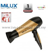 Free shipping Milux Pro-Ionic Dryer MHD-5918 - 1 year Warranty #MYCYBERSALE