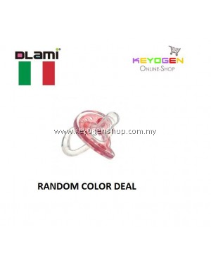 Free Shipping DLAMI Antibacterial BPA FREE Pacifier Round (RANDOM COLOR DEAL) #MYCYBERSALE