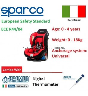 Free shipping Sparco ( italy ) F5000k convertible baby car seat #MYCYBERSALE