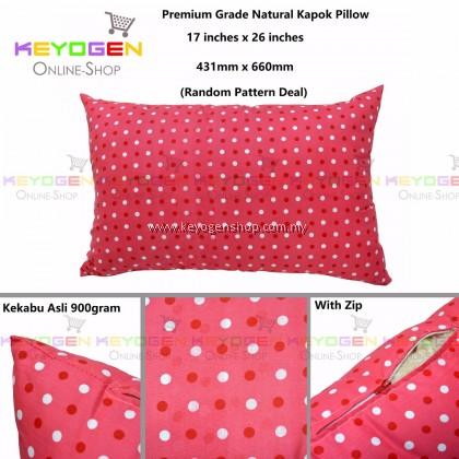 FREE SHIPPING Keyogen Premium Grade Quality 100% Natural Kapok Pillow #MYCYBERSALE