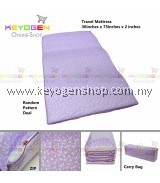 FREE SHIPPING Keyogen Single Folding Mattress with carry bag-Random Color Deal #MYCYBERSALE