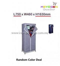 Keyogen Garment Non Woven Fabric Storage Wardrobe( Color Box)