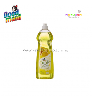 Goodmaid Natural Skin Moisturizing Bio Dishwashing Liquid 1L - Lemon