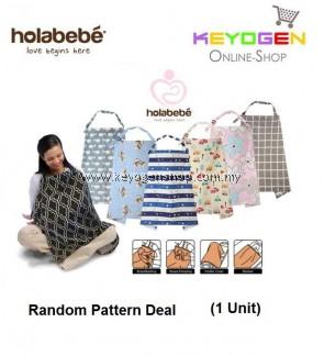 ( flash sale )Holabebe Nursing Cover A590 (Random Pattern Deal)