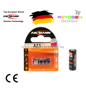 Ansmann Alkaline Battery A23 / LR23- GERMAN TECHNOLOGY (5015182)