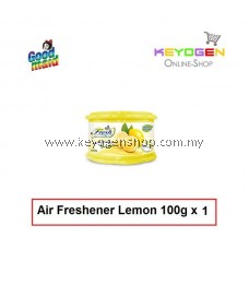Goodmaid Air Freshener Lemon 100g x 1 Gel