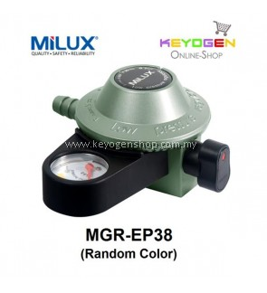 Milux Gas Regulator MGR-EP38 (Low Pressure) Full Zinc- 1 year warranty