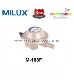 Milux Gas Regulator M-188F (Low Pressure) 3 Years Warranty