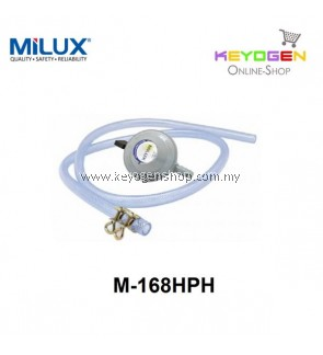 Milux Gas Regulator M-168HPH (Low Pressure)