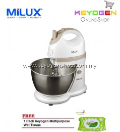 MILUX 2-In-1 Stand Mixer MSM-9906 COMBO 1 Pack Wet Tissue 80pcs per pack
