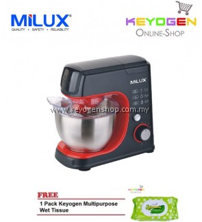MILUX Planetary Stand Mixer MSM-400 COMBO 1 Pack Wet Tissue 80pcs per pack