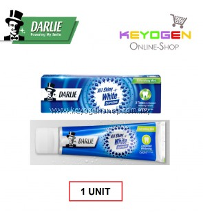 DARLIE All Shiny White Supreme Refreshing Mint Toothpaste (1 Unit)