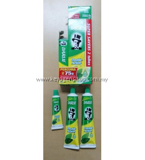 Darlie Toothpaste Double Action Super Saver BUY 2 X 225g FREE 1 X 75g