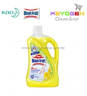 Floor Magiclean Cleaner Lemon 2 Liters (1 Unit)