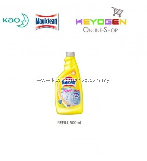 Magiclean Bathroom Refill 500ml