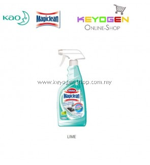 Magiclean Kitchen Trigger Refreshing Lime 500ml