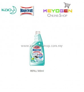 Magiclean Kitchen Refill Refreshing Lime 500ml