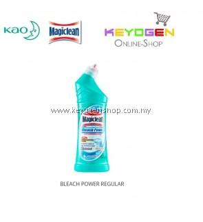 Magiclean Toilet Bleach Power Regular Cleaner 500ml