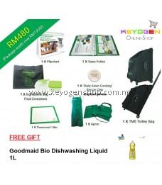 Thermomix Membership Package FREE Goodmaid Bio Dishwashing Liquid 1L