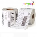 1-Roll (500pcs) AWB A6 Size Sticker Papers