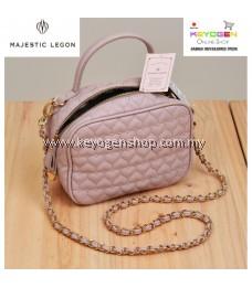 Majestic Legon Women Handbag - (LOVE DESIGN) Limited Stock