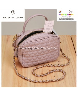 Majestic Legon Women Handbag - (LOVE DESIGN) Limited Stock