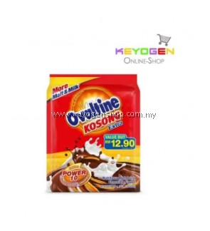 Ovaltine Kosong EXTRA ( 18s X 30g ) - Thailand ( NEW )