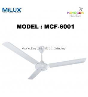 Milux Ceiling Fan MCF-6001 60inches