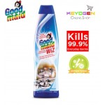 Goodmaid Wiz Regular Concentrated Cream Cleanser 500ml FREE 1 pc Goodmaid Sponge