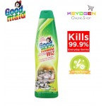 Goodmaid Wiz Lemon Fresh Concentrated Cream Cleanser 500ml FREE 1 pc Goodmaid Sponge