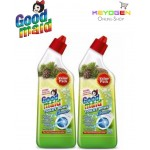 GOODMAID Toilet Bowl Cleaner ( PINE FRESH ) 500ml X 2 (Twin Pack) FREE 1pc Goodmaid Sponge