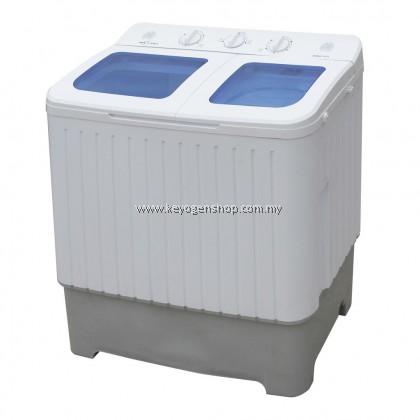 (READY STOCK) Mastar Semi Auto Washing Machine 10KG MAS-1005SWM
